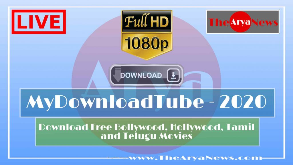 MyDownloadTube 2020 » Get free All type Movies Hollywood, Bollywood