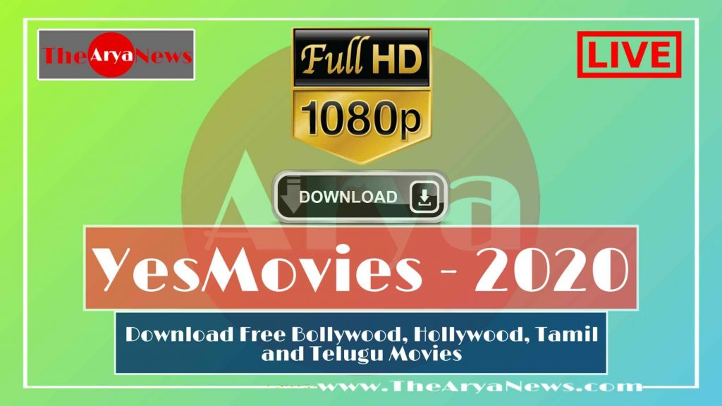 YesMovies 2020 » Download Free Bollywood, Hollywood Dubbed Movies