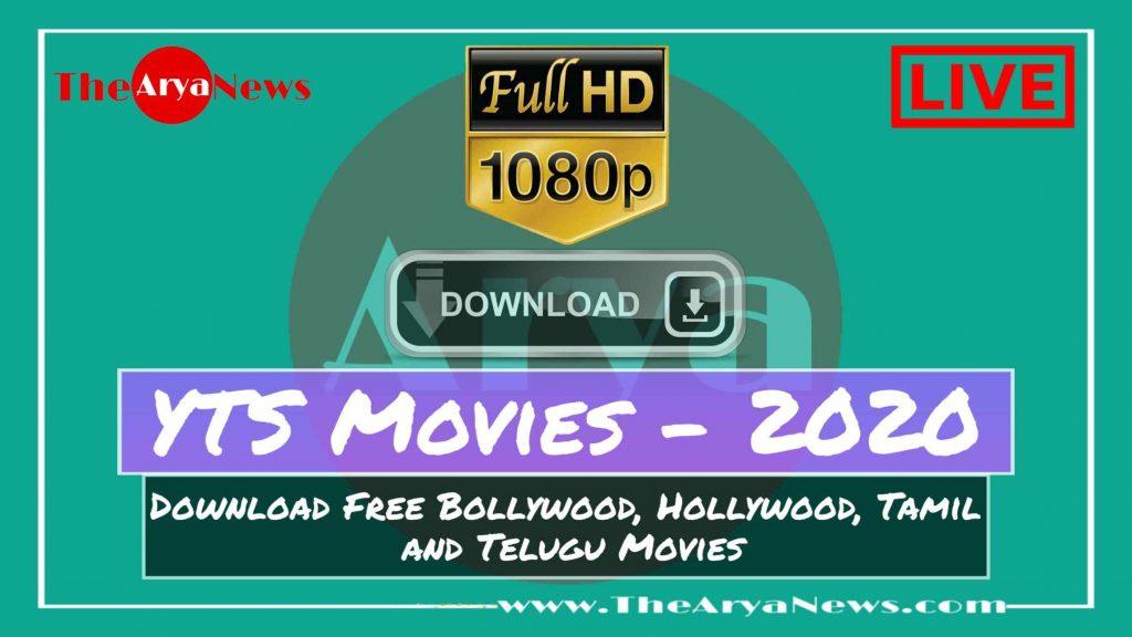Yts Movies » 2020 Bollywood New Movies Download, Hollywood Hindi Dubbed